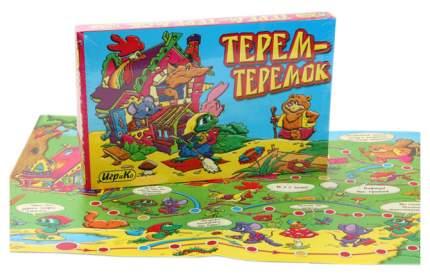 Семейная настольная игра ИгриКо Терем-теремок