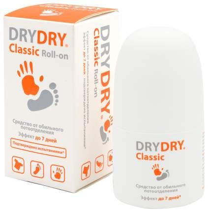 Дезодорант Dry Dry Рол-Он от обильного потоотделения 35 мл