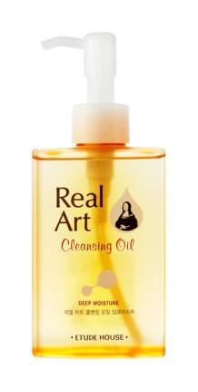 Масло для лица Etude House Real Art Cleansing Oil Moisture 185 мл