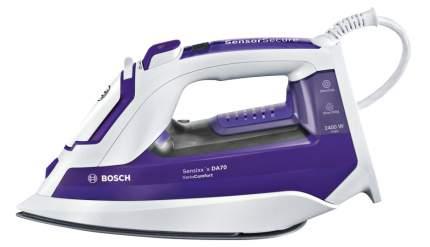 Утюг Bosch TDA752422V White/Purple