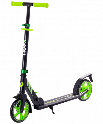 Самокат Ridex Echo 2.0 green