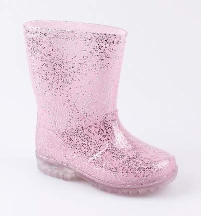 Резиновые сапоги Котофей для девочки р.28 466005-11 розовый