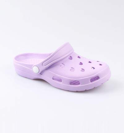Сабо Котофей для девочки р.32 525036-05 фиолетовый