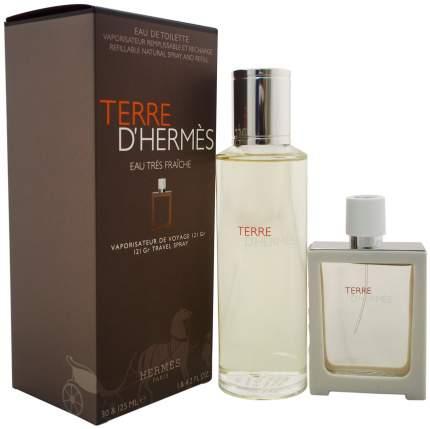 Парфюмерный набор Hermes Terre d'Hermes Eau Tres Fraiche