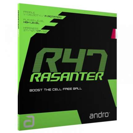 Накладка Andro Rasanter R47 max black