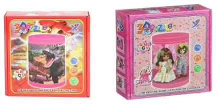 3D пазл Shenzhen toys Копилка динозавры куклы 48 элементов Г55128