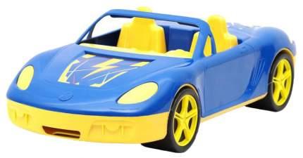 Машинка пластиковая Каролина-М Кабриолет 40-0034