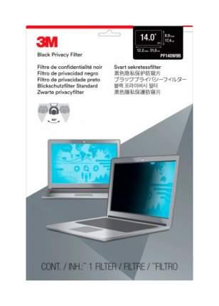 Защитная пленка для ноутбука 3M PF140W9B 7000014517 Черный