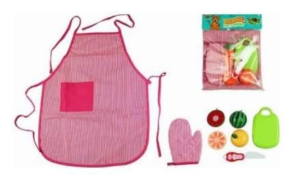 Набор овощей игрушечный Наша Игрушка Кухня как у мамы M7121-4