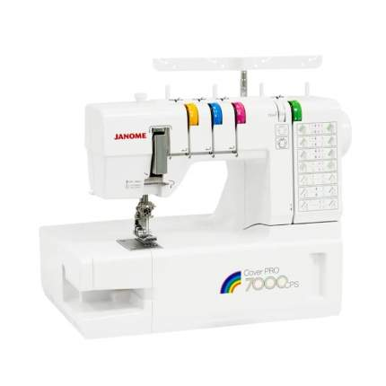 Распошивальная машина Janome Cover Pro 7000CPS