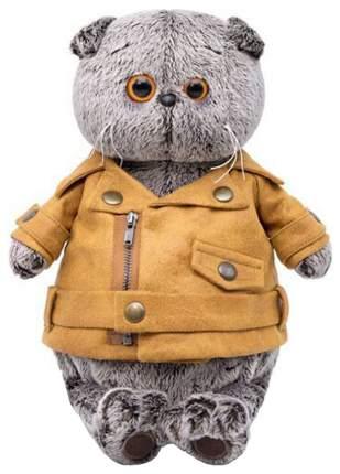 Мягкая игрушка Budi Basa Басик в куртке-косухе 30 см