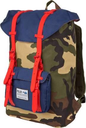 Рюкзак Polar 17211 13,1 л коричневый