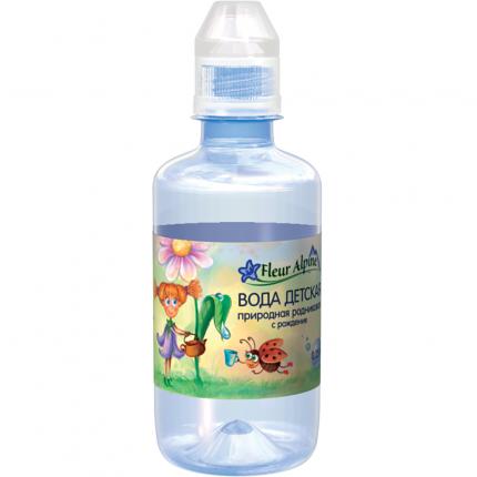 Вода детская Fleur Alpine питьевая с рождения 0,25 л 12 шт.