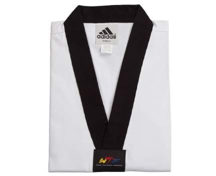 Добок Adidas WTF Adi-Champ 3, white/black, 190