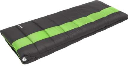 Спальный мешок Trek Planet Dreamer серый/зеленый, левый