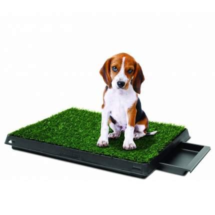 Туалет-лоток для собак Pet Park Pet Zoom с искусственной травой