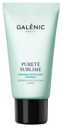Экспресс-маска с отшелушивающим эффектом Galenic Purete Sublime, 50 мл