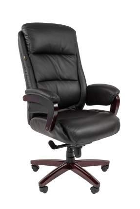 Кресло руководителя CHAIRMAN 404 00-07023227, черный