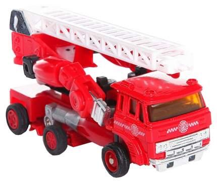 Машина металлическая трансформер Shenzhen toys А30707