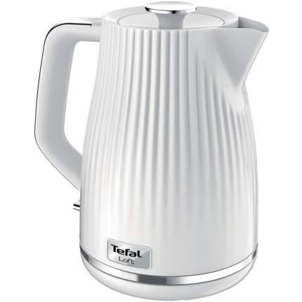 Чайник электрический Tefal KO250130 White