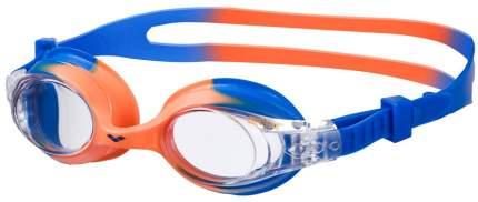 Очки для плавания Arena X-Lite Kids, Blue/Orange/Clear, 92377 73