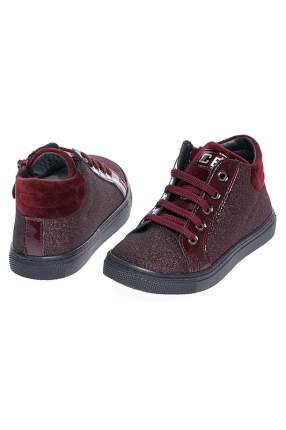 Ботинки CIAO, цв. бордовый, 26 р-р.