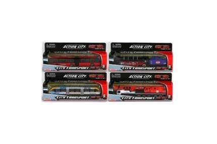 Инерционная машинка RealToy 18162 action city transport в ассортименте
