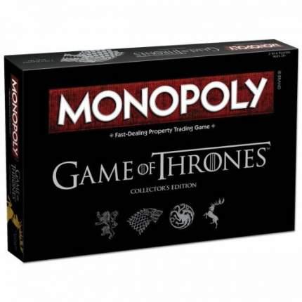 Настольная игра HASBRO Монополия Игра Престолов Game of Thrones