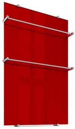 Электрический полотенцесушитель Теплолюкс Flora 90x60 Красный 2129970