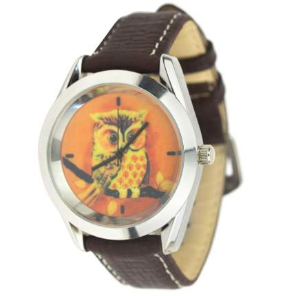 Наручные часы кварцевые женские Kawaii Factory Owl KW094-000070