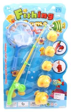 Игра в рыбалку Наша Игрушка Рыбалка Удочка Сито 5501-80 в ассортименте