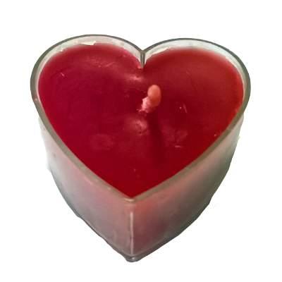 Свеча Сердце антимоскит.(к-т 9шт ) Н3819