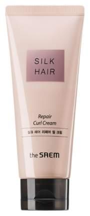 Средство для укладки волос The Saem Silk Hair Repair Curl