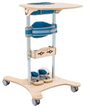 Вертикализатор Akces-med смарт размер 1а складной столик