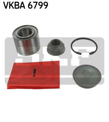 Комплект подшипника ступицы колеса SKF VKBA 6799