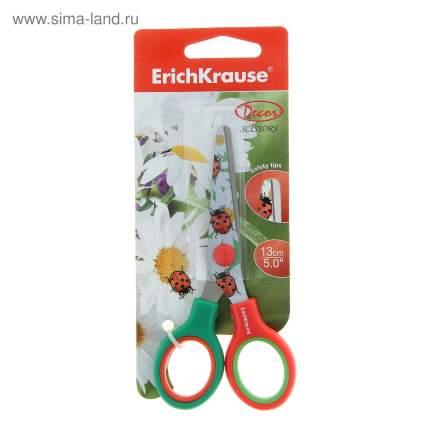 Ножницы С Печатью На Лезвии Erich Krause Лето 13 См