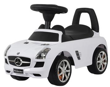 Каталка Barty Z332 Mercedes-Benz, Белый