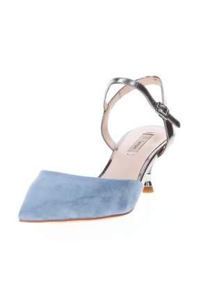 Туфли женские El Tempo CRH109_HS906-3-2_синие 37
