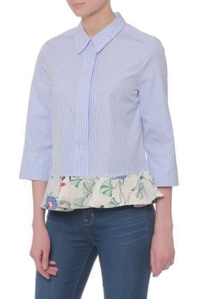 Блуза женская Tommy Hilfiger голубая 8