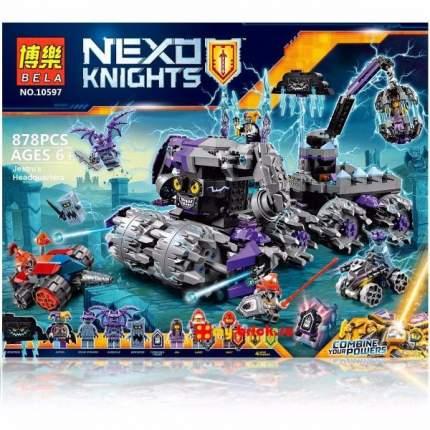 Конструктор BELA Nexo Knight Штурмовой разрушитель Джестро 10597