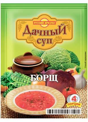 Суп дачный Русский Продукт борщ варочный 50 г