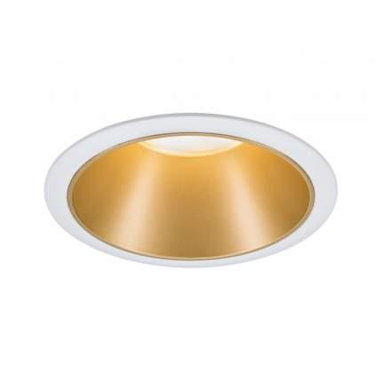 Встраиваемый светильник EBL Cole Coin 3StepDim 1x6,5W ws/gd/Kst 93405