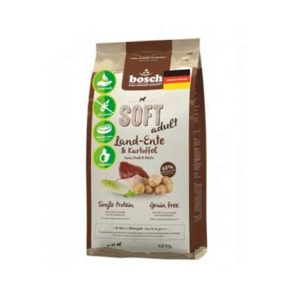 Мягкий корм для собак Bosch Soft Adult, утка и картофель, 1кг