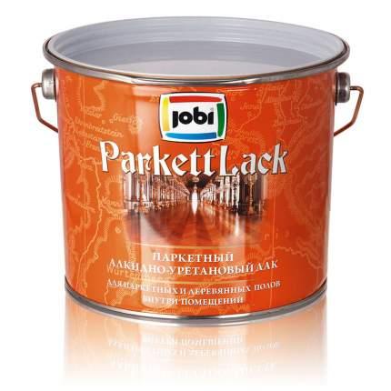 Лак JOBI PARKETTLACK паркет алкидно-уретановый глянц 2,7л