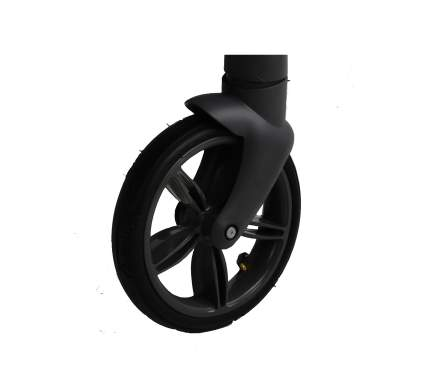 Колесо переднее для коляски классической Be2Me 2 в 1 Bellagio черный