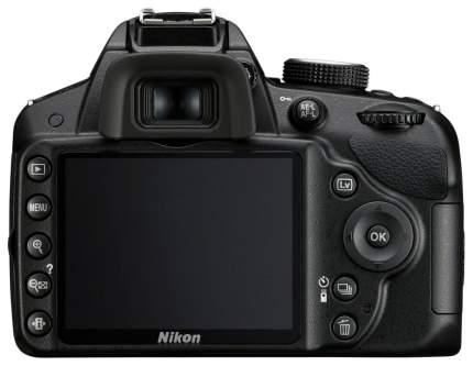 Фотоаппарат цифровой зеркальный Nikon D3200+18-55 II Kit Black