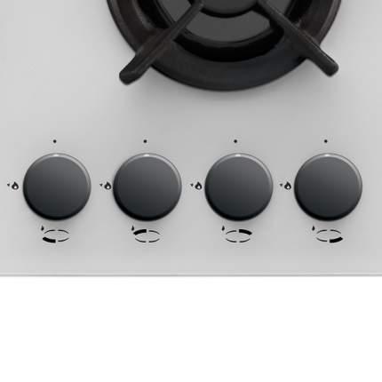 Встраиваемая варочная панель газовая Hansa BHKW61111 White