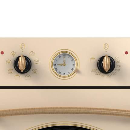Встраиваемый электрический духовой шкаф Fornelli FEA 60 MERLETTO Beige