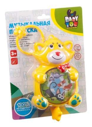 """Музыкальная подвеска Bondibon """"Кошка"""" ВВ1780"""