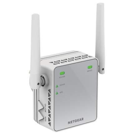 Ретранслятор Wi-Fi сигнала NetGear EX2700-100PES Белый